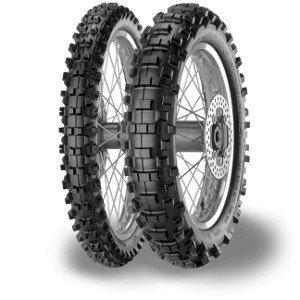 Metzeler Mce6 Days Extreme 110/80-18 Tt 58m Takapyörä M/C M+S-Merkintä Moottoripyörän Rengas