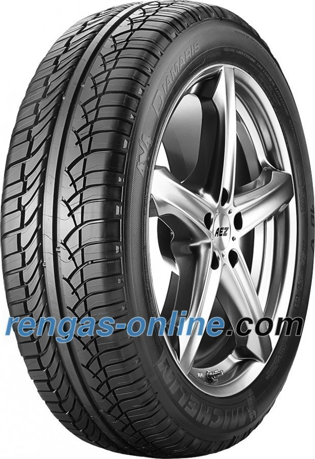 Michelin 4x4 Diamaris 285/50 R18 109w Vanteen Suojalistalla Fsl Robl Kesärengas