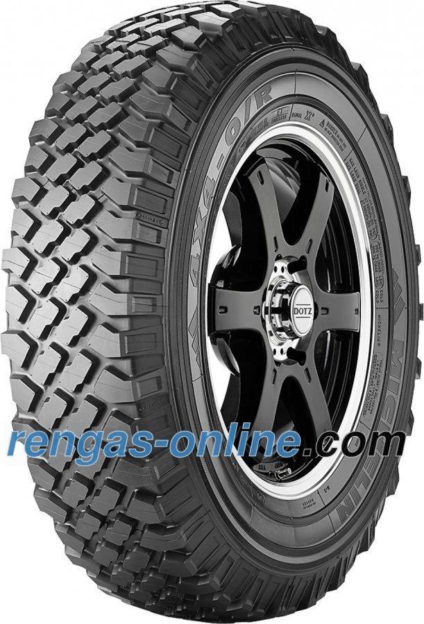 Michelin 4x4 O/R Xzl 7.50 R16c 116/114n 10pr Kesärengas