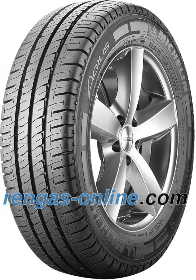Michelin Agilis+ 225/75 R16c 118/116r Kesärengas