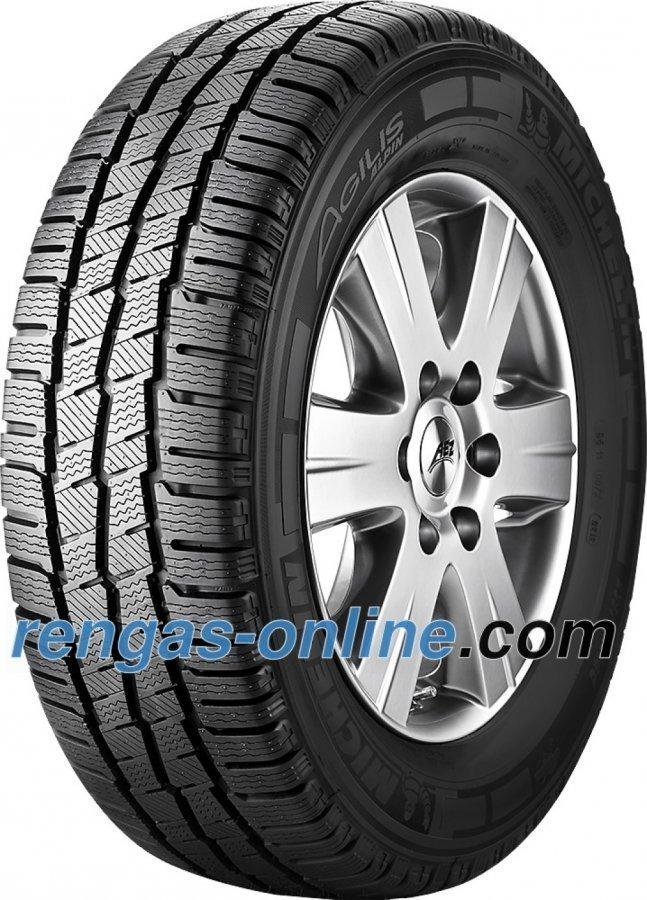 Michelin Agilis Alpin 215/65 R16c 109/107r Kaksoistunnus 106t Talvirengas