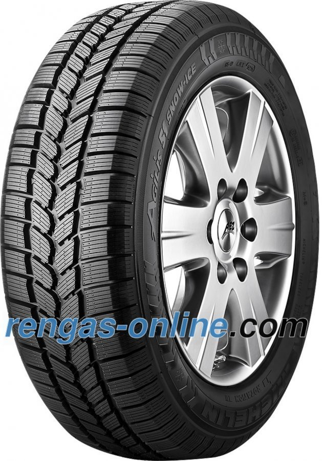 Michelin Agilis Snow Ice 51 195/65 R16c 100/98t Talvirengas