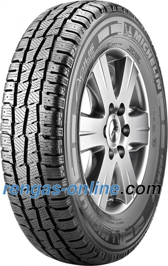 Michelin Agilis X-Ice North 195/75 R16c 107/105r Nastarengas Talvirengas