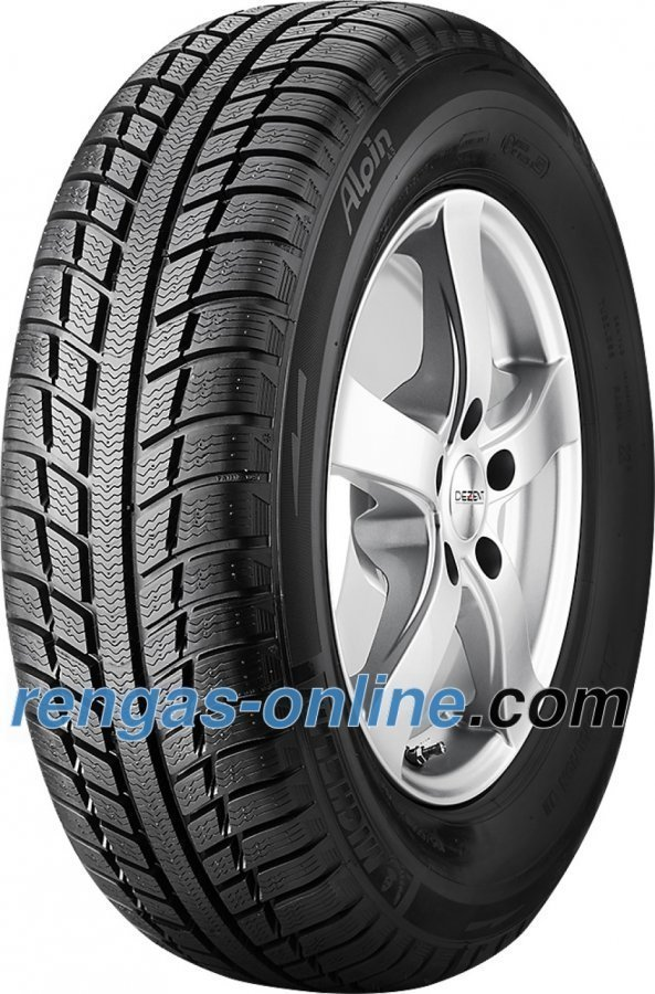 Michelin Alpin A3 175/70 R14 88t Xl Grnx Talvirengas