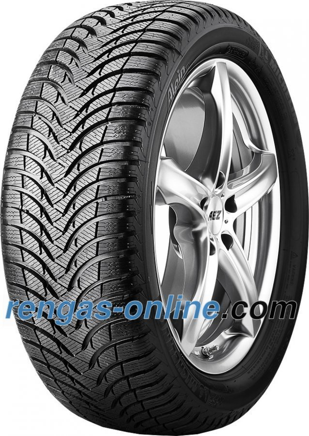 Michelin Alpin A4 205/50 R17 93h Xl Ao Grnx Talvirengas