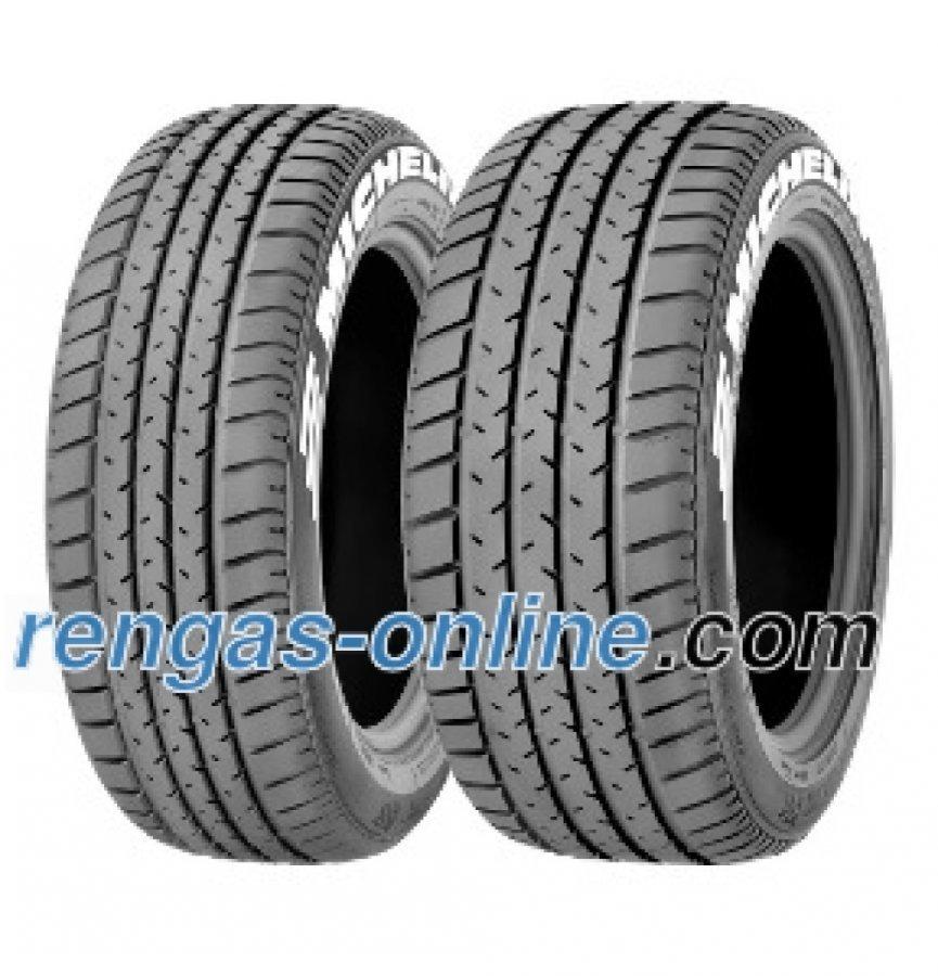 Michelin Collection Pilot Sx Mxx3 245/45 R16 Zr Kesärengas