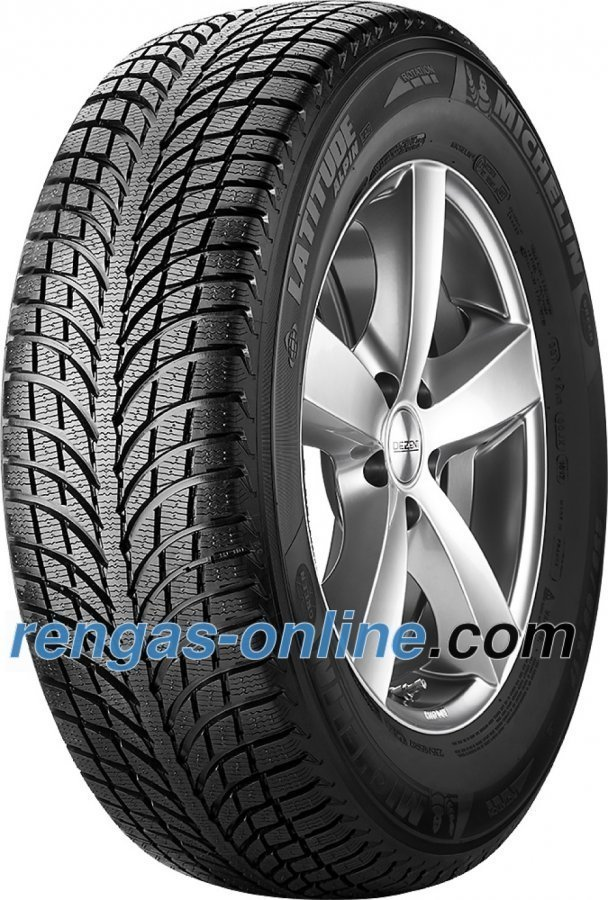 Michelin Latitude Alpin La2 255/55 R18 109h Xl * Talvirengas