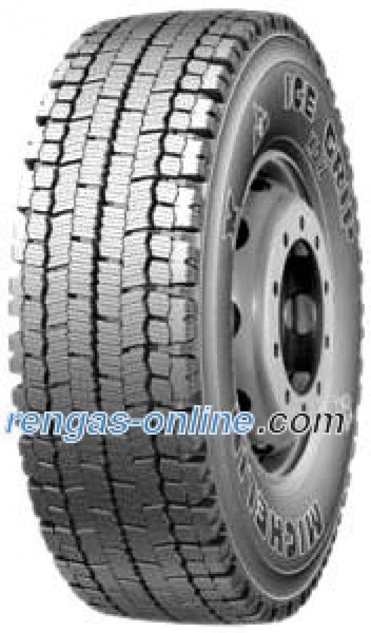 Michelin Remix X Incity Ice Grip D 275/70 R22.5 Pinnoitettu Kuorma-auton Rengas