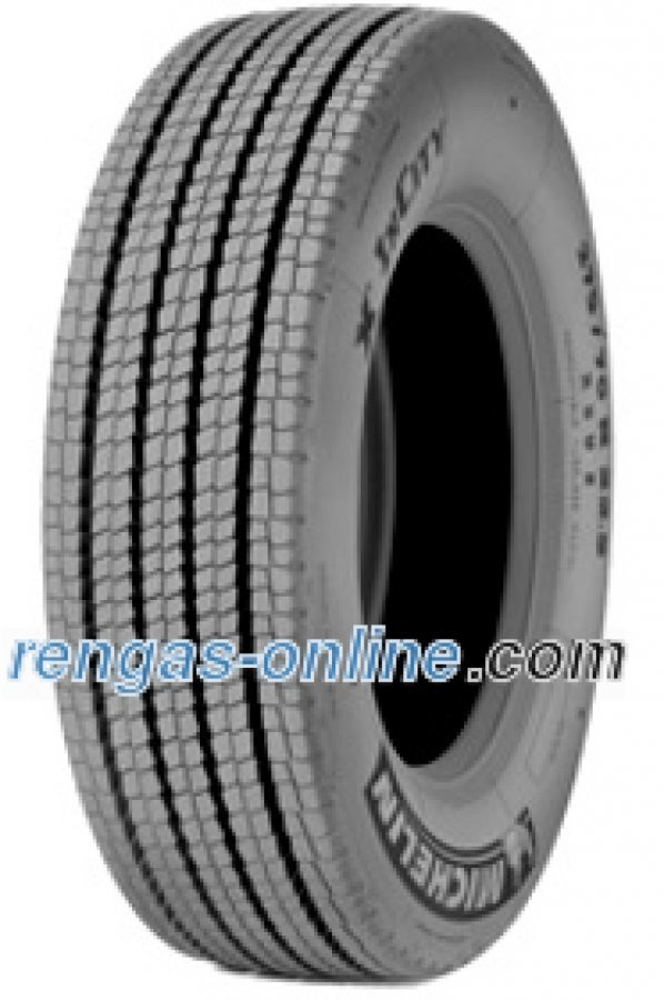 Michelin Remix X Incity Xzu 275/70 R22.5 148/145j Pinnoitettu Kuorma-auton Rengas