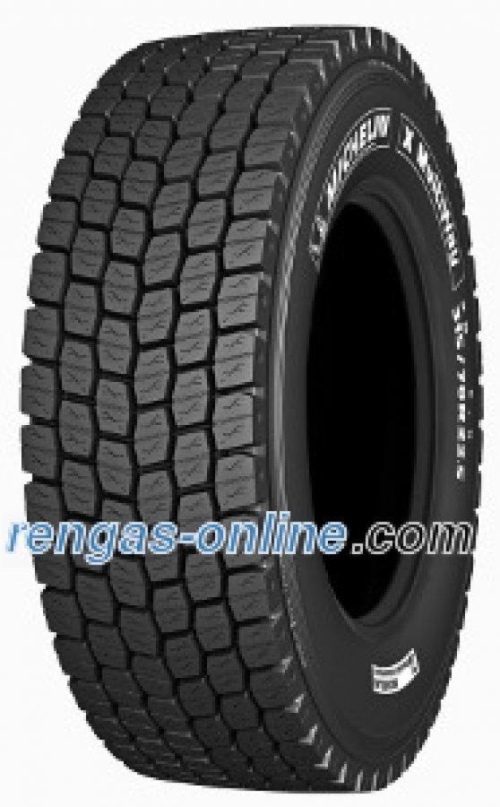 Michelin Remix X Multiway Xd 315/60 R22.5 152/148l Pinnoitettu Kuorma-auton Rengas