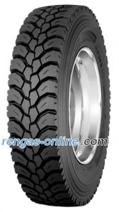 Michelin Remix X Works Xdy 315/80 R22.5 Pinnoitettu Kuorma-auton Rengas