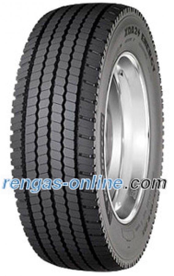 Michelin Remix Xda 2+ Energy 295/60 R22.5 Pinnoitettu Kuorma-auton Rengas