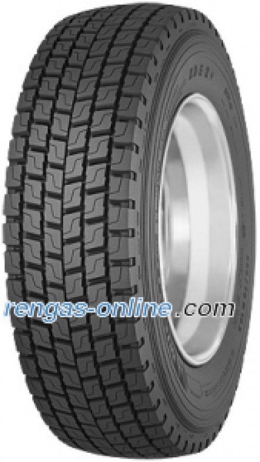 Michelin Remix Xde 2+ 265/70 R19.5 140m Pinnoitettu Kuorma-auton Rengas