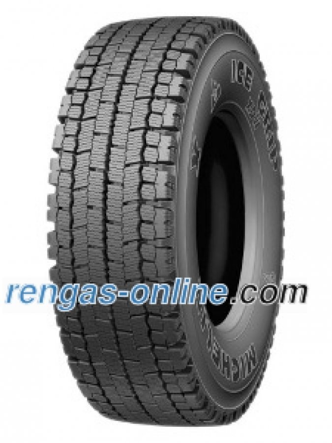 Michelin Remix Xdw Ice Grip 295/80 R22.5 Pinnoitettu Kuorma-auton Rengas