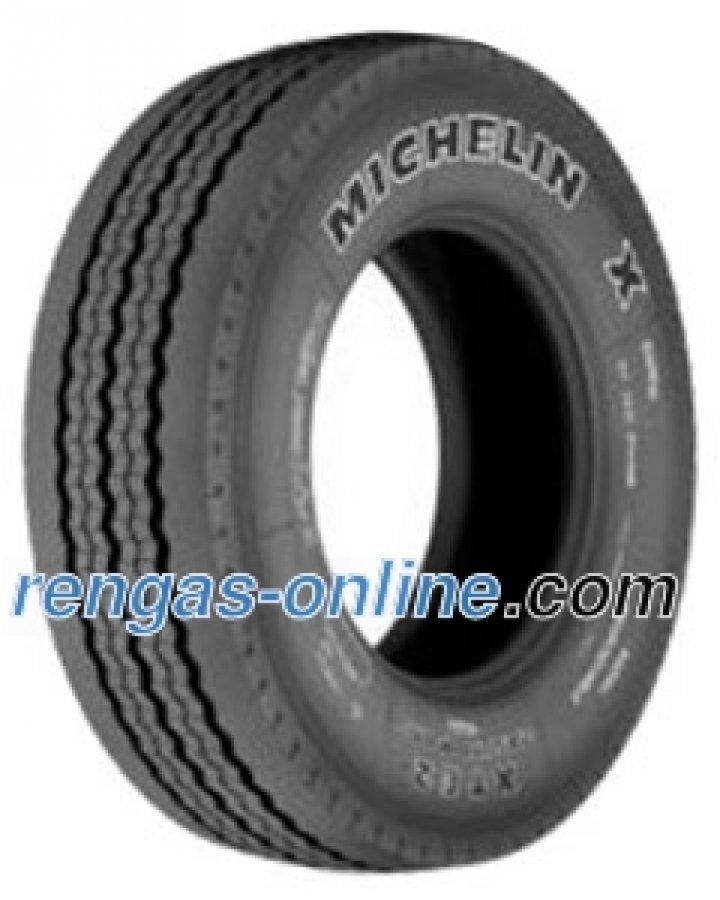 Michelin Remix Xte 2 425/65 R22.5 Pinnoitettu Kuorma-auton Rengas