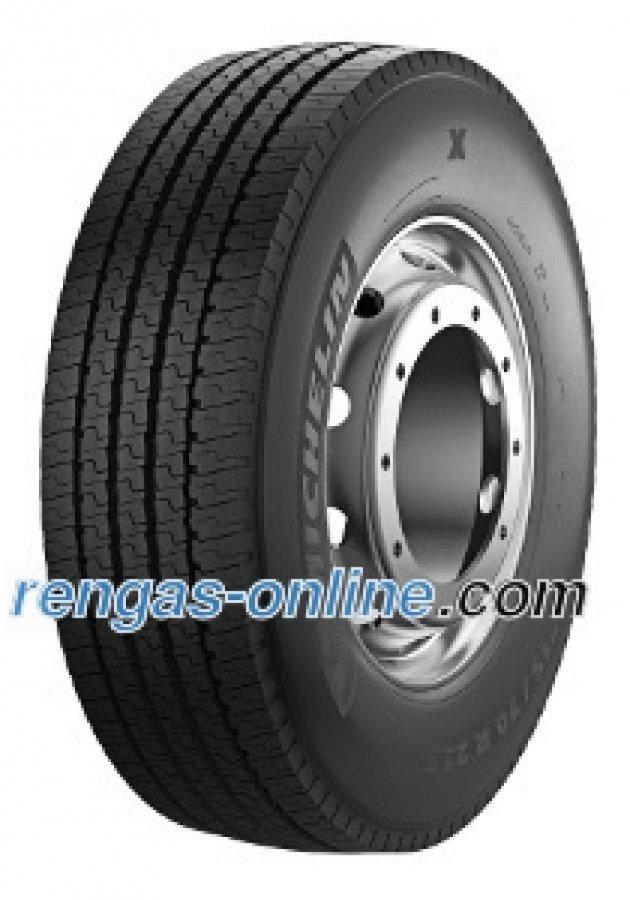 Michelin Remix Xze 2+ 315/80 R22.5 Pinnoitettu Kuorma-auton Rengas