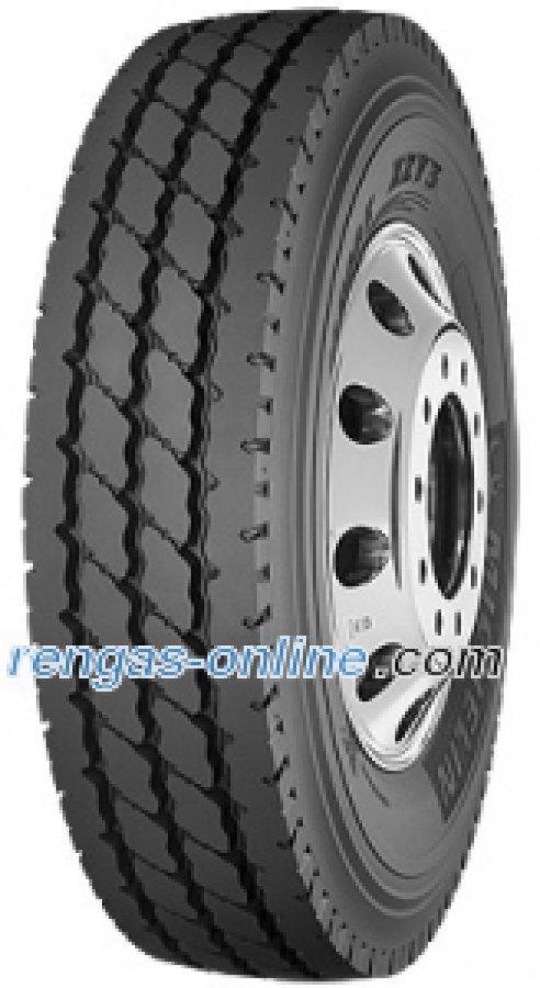 Michelin Remix Xzy 3 385/65 R22.5 160j Pinnoitettu Kuorma-auton Rengas