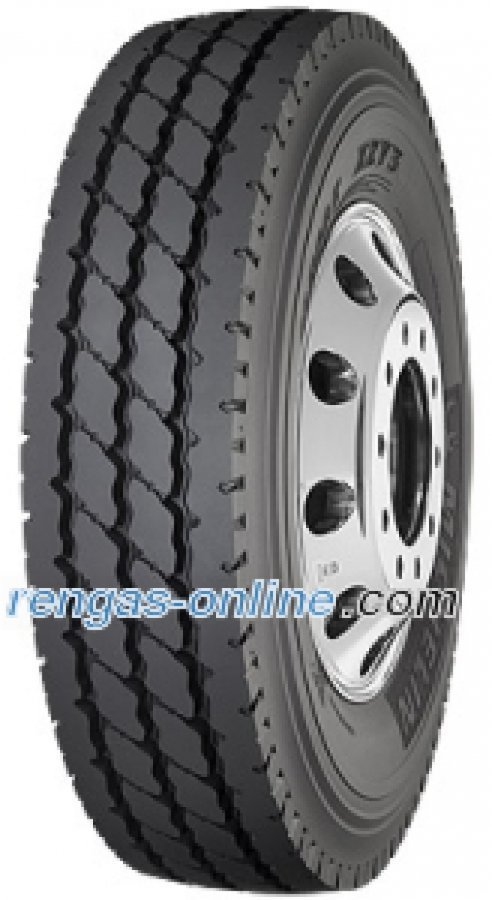 Michelin Xzy 3 445/65 R22.5 169k 20pr Kuorma-auton Rengas