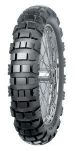 Mitas E09 Dakar 120/90-17 Tt 64r M+S-Merkintä Gelb Moottoripyörän Rengas