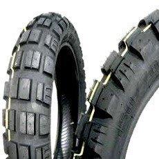 Mitas E10 Dakar 110/80b19 Tl 59t M+S-Merkintä Gelb Moottoripyörän Rengas