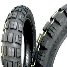 Mitas E10 Dakar 90/90b21 Tl 54t M+S-Merkintä Gelb Moottoripyörän Rengas