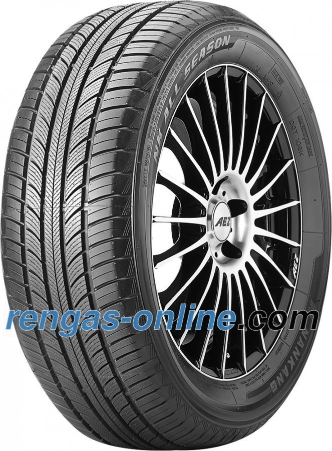 Nankang All Season 215/65 R16 102v Xl Ympärivuotinen Rengas