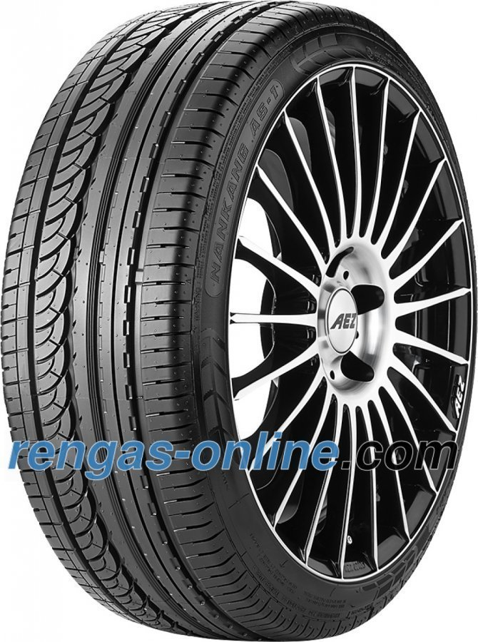 Nankang As-1 215/40 R18 89h Kesärengas