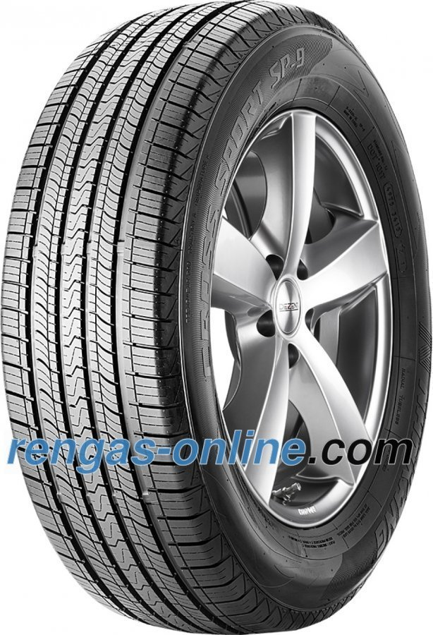 Nankang Cross Sport Sp-9 245/55 R19 107h Xl Kesärengas
