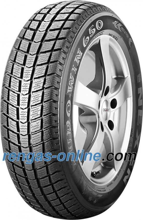 Nexen Eurowin 650 205/65 R16c 107/105r 8pr Talvirengas