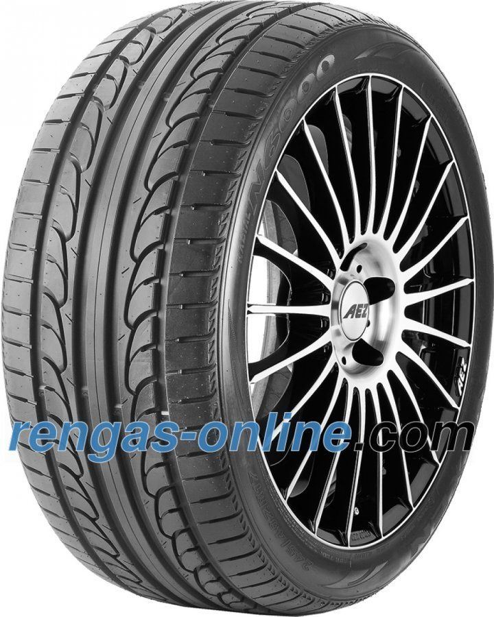 Nexen N 6000 215/55 Zr17 94w Kesärengas
