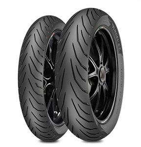 Pirelli Angel City 120/70-17 Tl 58s Takapyörä M/C Moottoripyörän Rengas