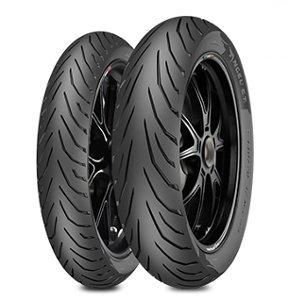 Pirelli Angel City 80/90-17 Tl 44s Takapyörä M/C Moottoripyörän Rengas