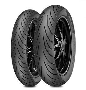 Pirelli Angel City Front 100/80-17 Tl 52s Etupyörä M/C Moottoripyörän Rengas