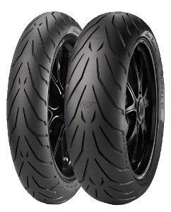 Pirelli Angel Gt 120/70 Zr18 Tl 59w Etupyörä M/C Moottoripyörän Rengas