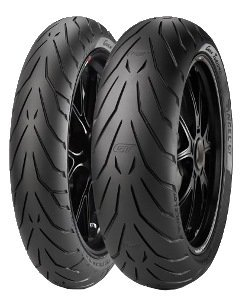 Pirelli Angel Gt Front 110/80 R19 Tl 59v Etupyörä M/C Moottoripyörän Rengas