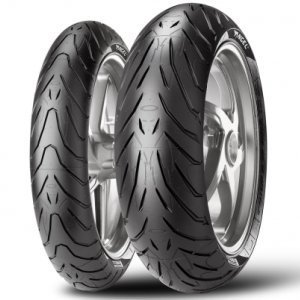 Pirelli Angel St Rear 180/55 Zr17 Tl 73w Takapyörä M/C Moottoripyörän Rengas