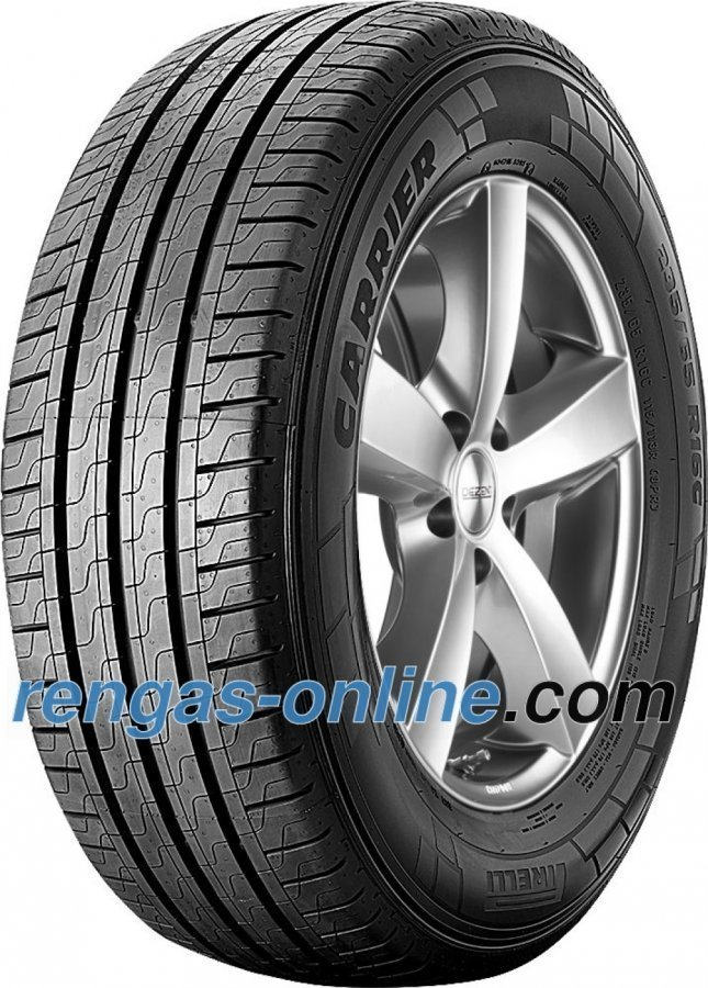 Pirelli Carrier 195/65 R15 95t Xl Kesärengas