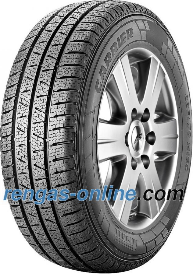 Pirelli Carrier Winter 195/75 R16c 110/108r Talvirengas