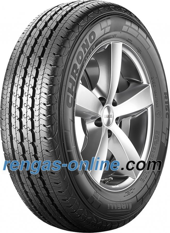 Pirelli Chrono 2 195/75 R16c 107/105r Ecoimpact Kesärengas