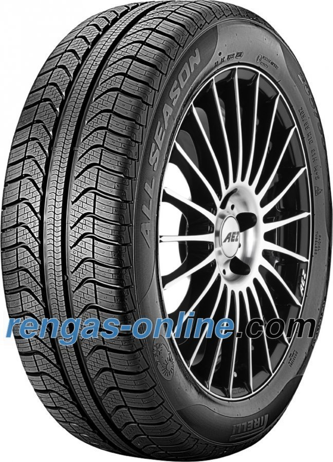 Pirelli Cinturato All Season 205/50 R17 93v Xl Ympärivuotinen Rengas