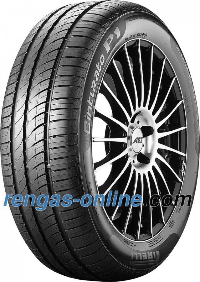 Pirelli Cinturato P1 Rft 195/55 R16 87h Runflat * Ecoimpact Vannesuojalla Mfs Kesärengas
