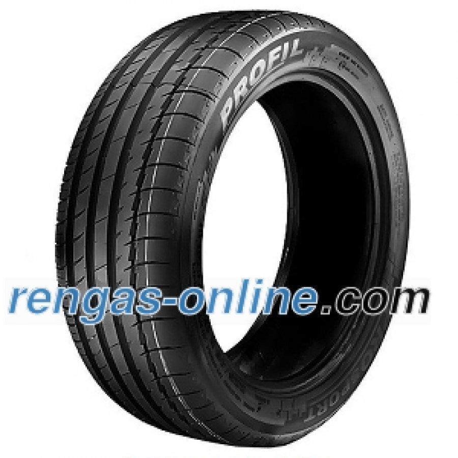 Profil Pro Sport Runflat 225/45 R17 91v Pinnoitettu Kesärengas