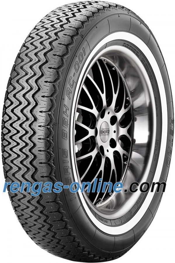 Retro Classic 001 Ww 205/70 R14 95v Wsw 20mm Kesärengas