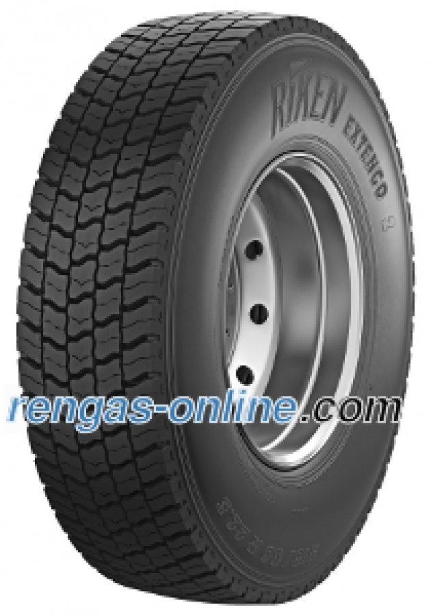 Riken Extengo 2 D 315/70 R22.5 154/150l Kuorma-auton Rengas
