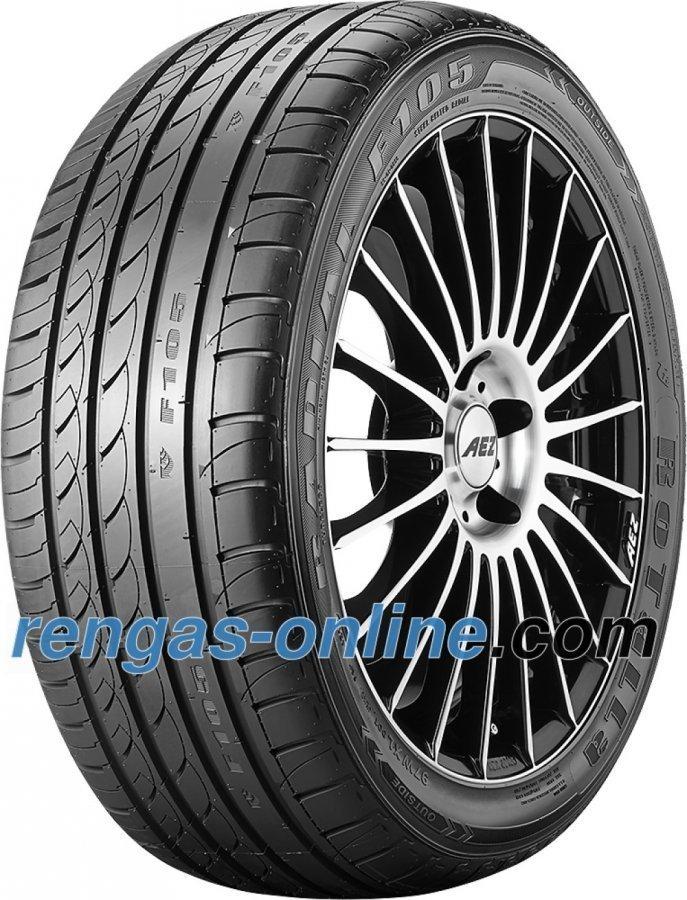 Rotalla Radial F105 265/30 R19 93w Xl Vannesuojalla Mfs Kesärengas