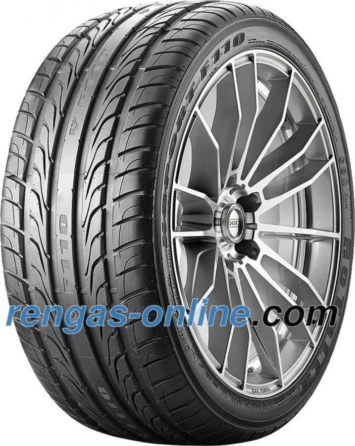 Rotalla Xsport F110 285/35 R22 106v Xl Vannesuojalla Mfs Kesärengas