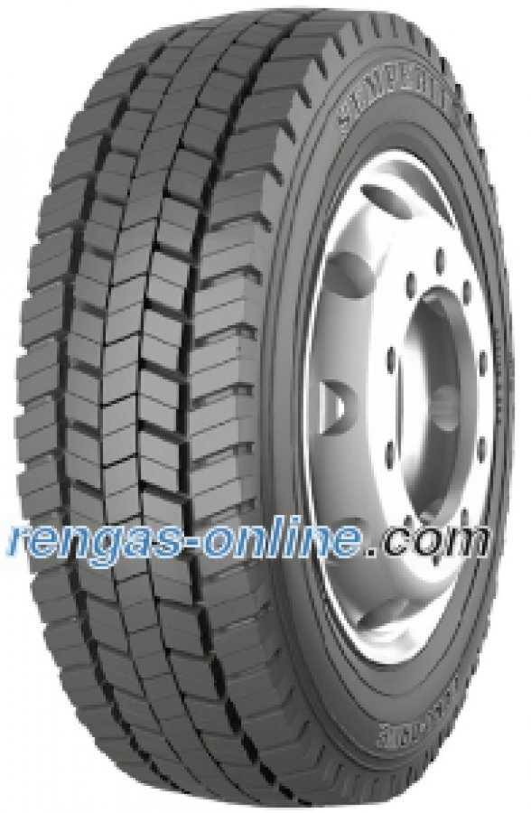 Semperit Euro-Drive 295/60 R22.5 150/147k Kuorma-auton Rengas