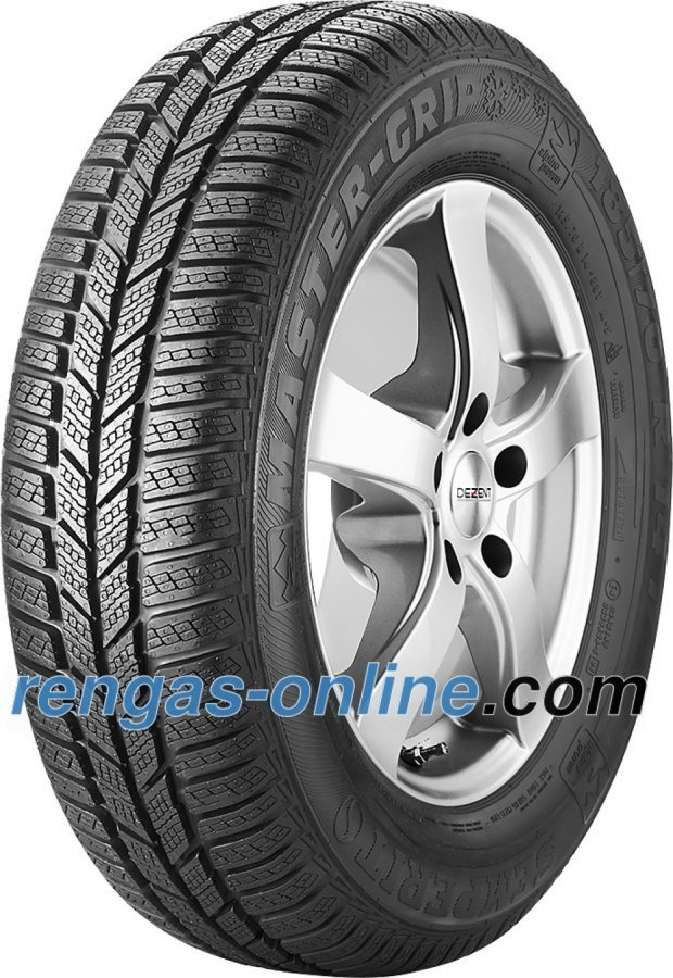 Semperit Master-Grip 165/80 R13 83t Talvirengas
