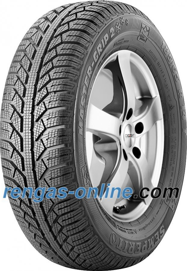 Semperit Master-Grip 2 165/60 R15 77t Talvirengas