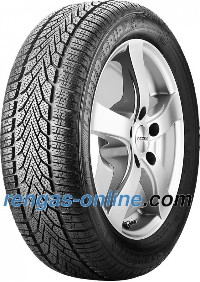 Semperit Speed-Grip 2 235/65 R17 108h Xl Vannealueen Ripalla Suv Talvirengas